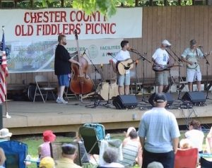 Old Fiddlers' Picnic