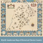 Magnet - Wyeth_Sanderson_Map_of_Chester-County