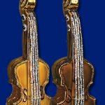 Ornament-Violin